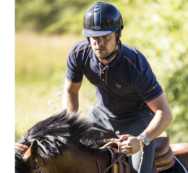 Vêtements équitation cavalier