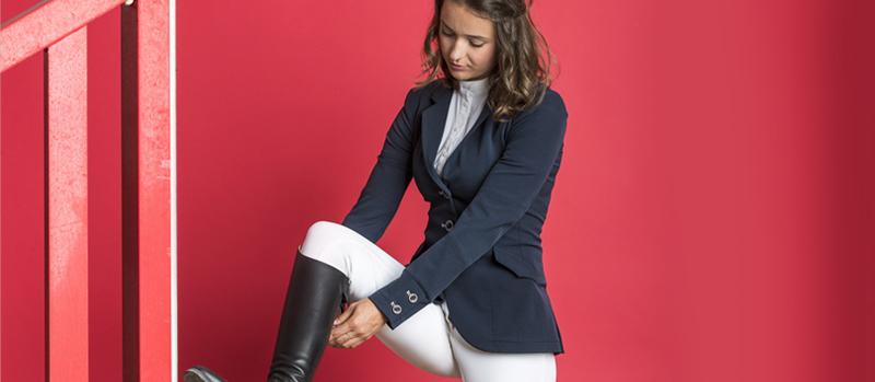Vestes de concours équitation Femme