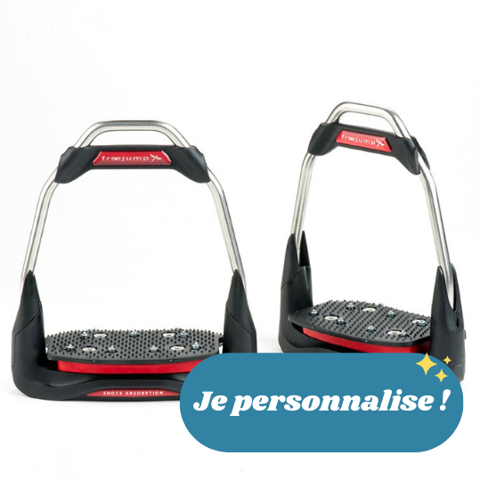 Personnalisation Freejump - Equestra