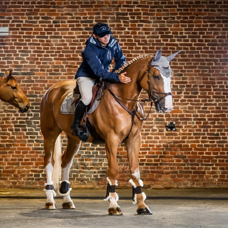 Tapis de selle cheval Corduroy Dyon - Equestra