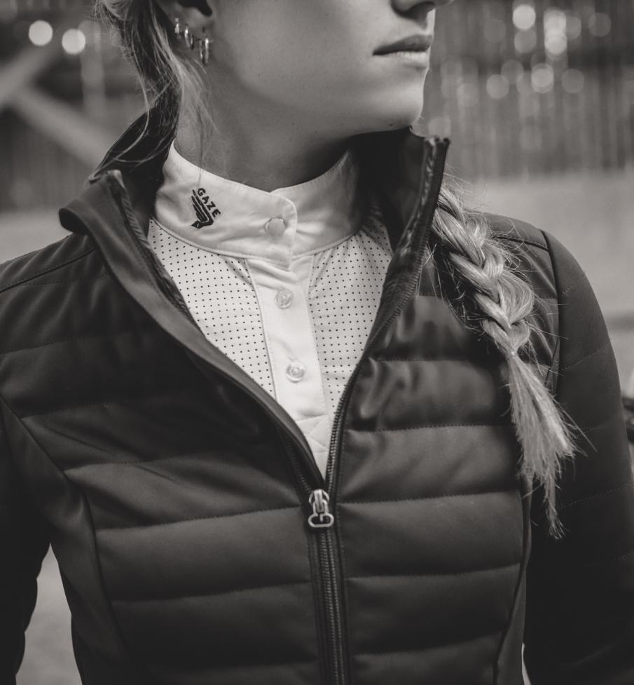 vêtements femme Gaze - Equestra
