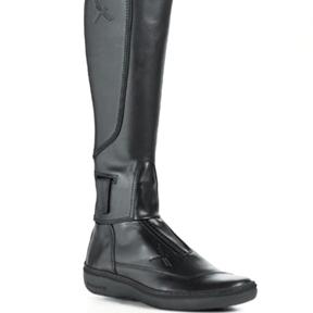 Boots et mini-chaps Freejump