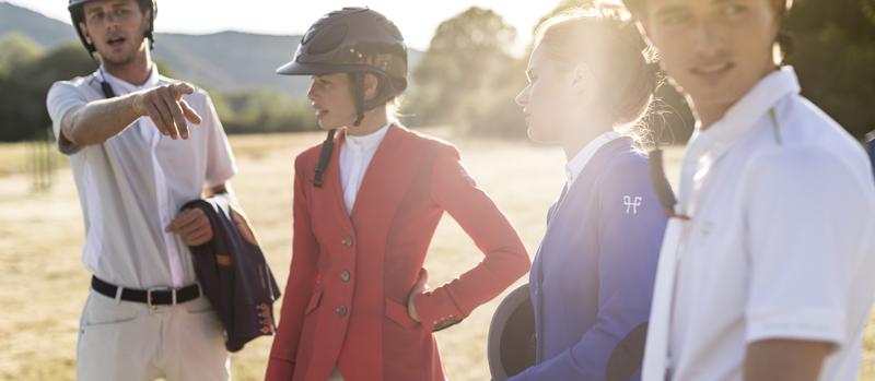Veste équitation